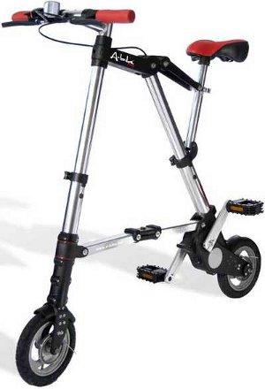 Ato B folding bike - Sinclair A-Bike