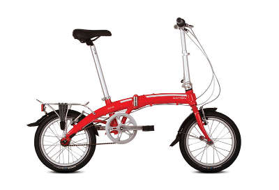 A to B folding bike - Dahon Curve