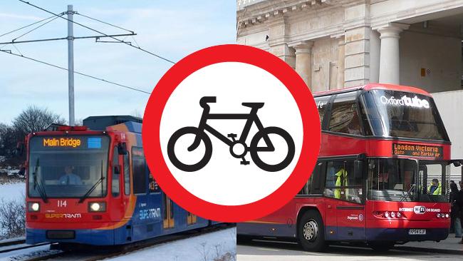 Bike/Bus