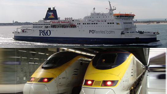 A to B Bike/Europe Ferries