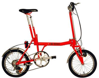 Di Blasi Folding Bike