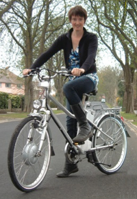 Ezee Liv Electric Bike