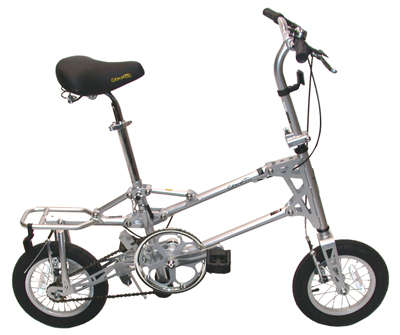 A to B folding bikes - Gekko