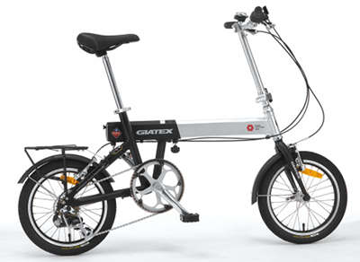 A to B folding bikes - Giatex