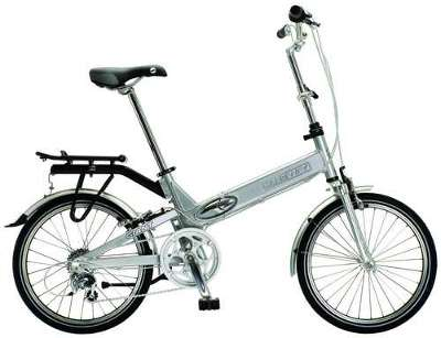 A to B folding bike - Giant Halfway