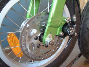 Mobiky Genius versus A-bike