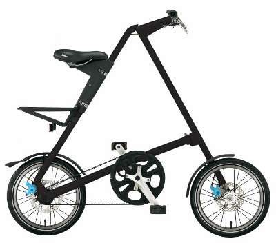 A to B folding bike - Strida